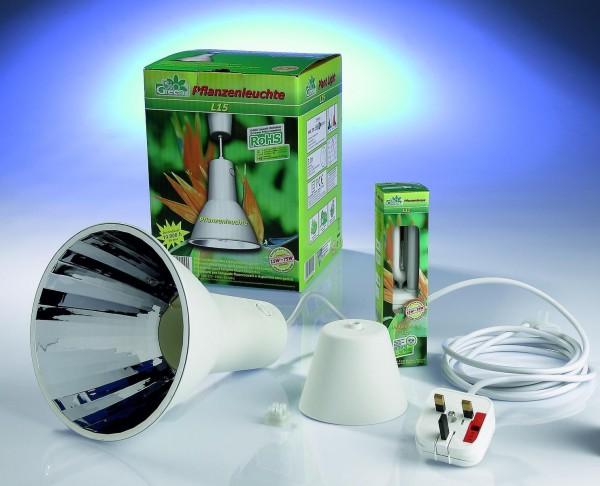 Pflanzenleuchte Lu15 15 mit Watt Pflanzenlicht Indoor Bio Green -L15-