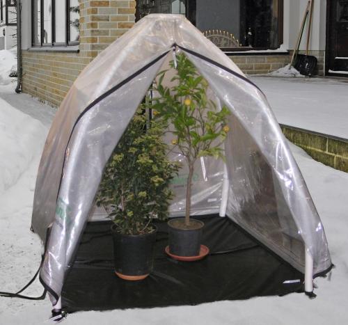Florino Premium Zelt Größe M
