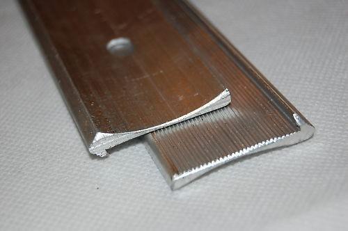 Verschlussleiste für Wurzelsperre in 70cm Höhe