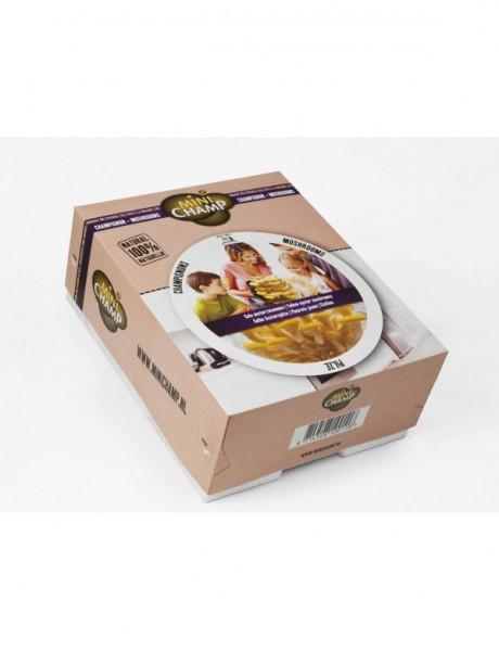 Austernpilz -gelb- Pilz Zuchtset 7,5 Liter-Copy