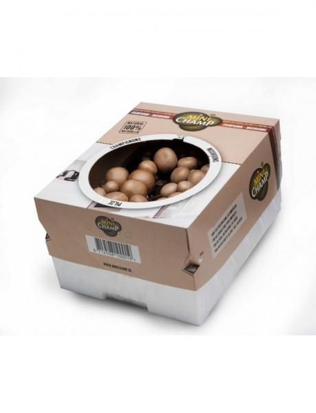 Champignon -braun- Pilz Zuchtset 7,5 Liter