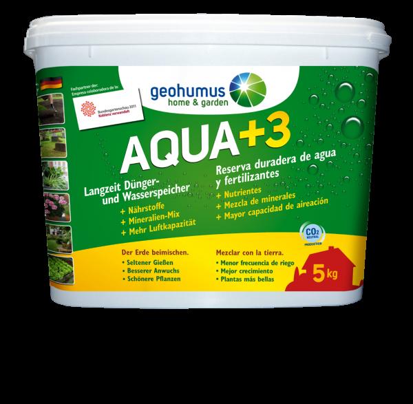 5 kg /7,5 Liter Geohumus Aqua+3